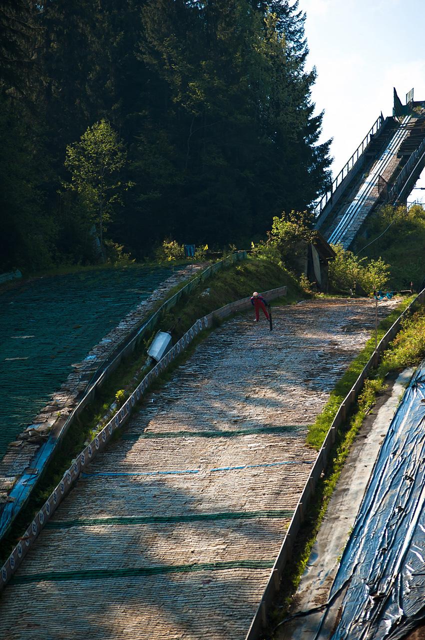 Лыжник 2011 Карпаты фото