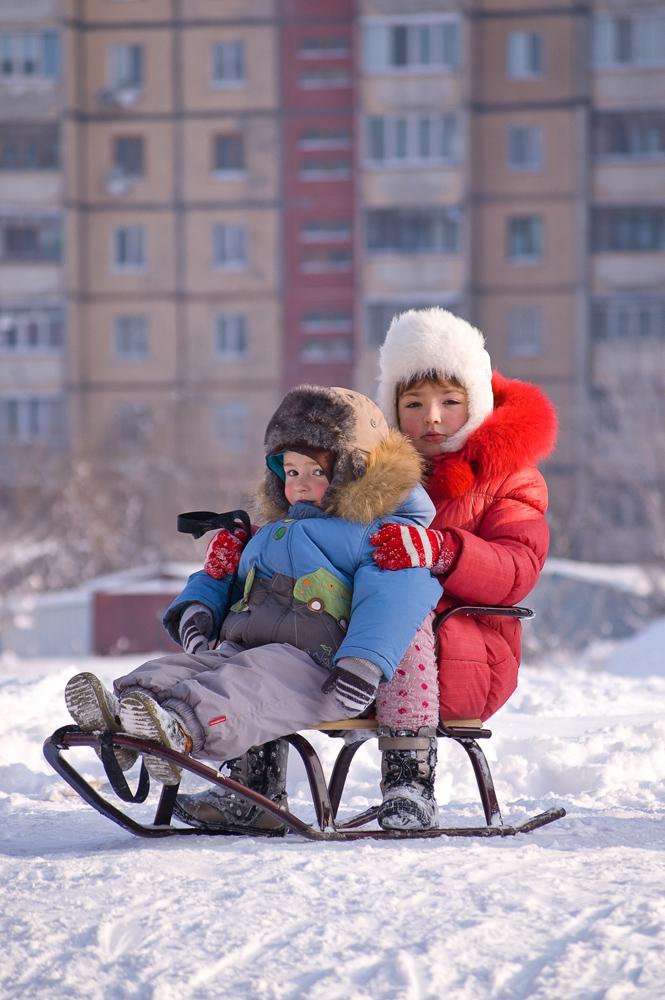 Пример фото с Nikon 55-200 - 1