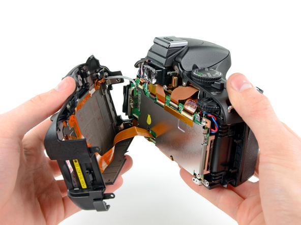 Ремонт фотоаппарата своими руками