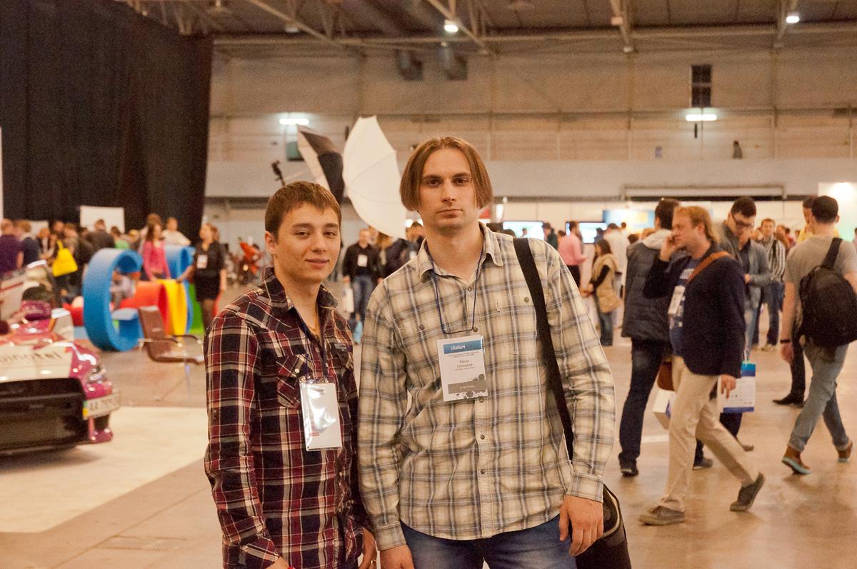 Дмитрий Рабоконь и Раков Геннадий (автор Gendolf.info)
