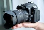 Заменил Nikon D70s на Nikon D90