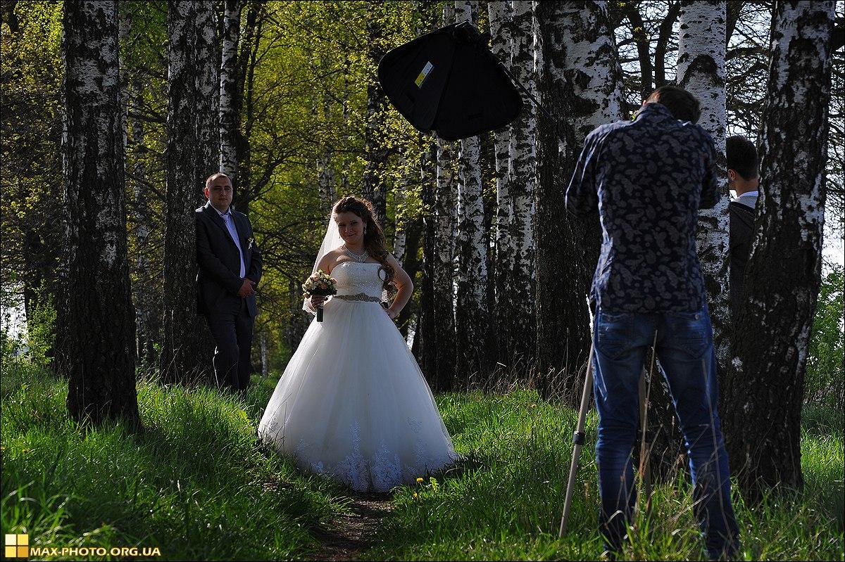 Как фотографировать свадьбу в солнечную погоду