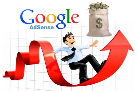 Эксперимент по увеличению дохода на Google Adsense