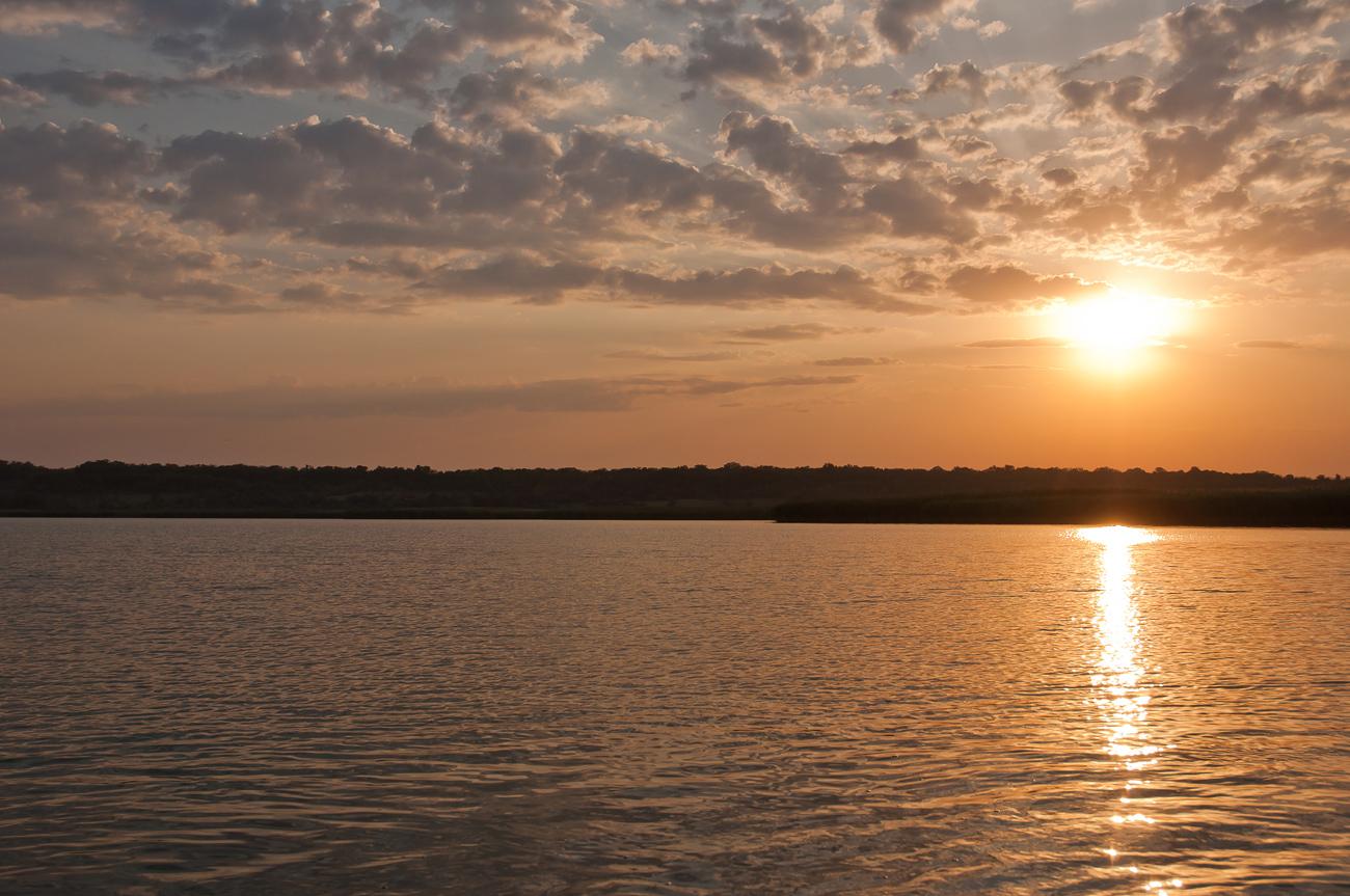 Как фотографировать закат солнца