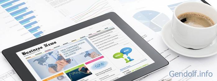 Поисковое продвижение корпоративного сайта