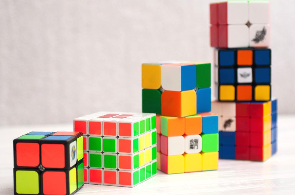 Кубики рубика 2x2