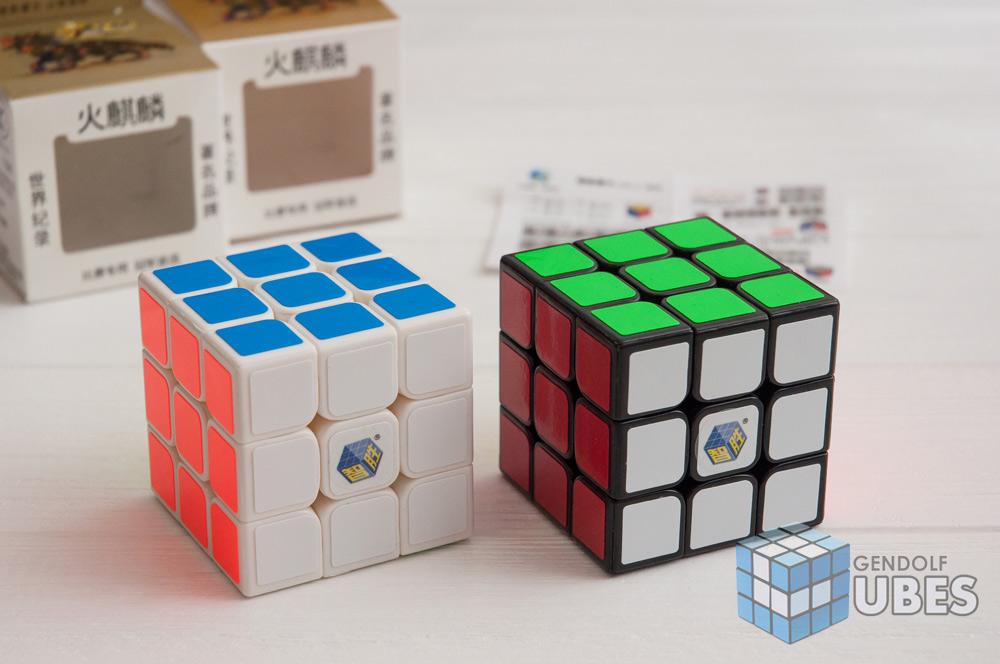 Купити кубик Рубіка Fire Kylin