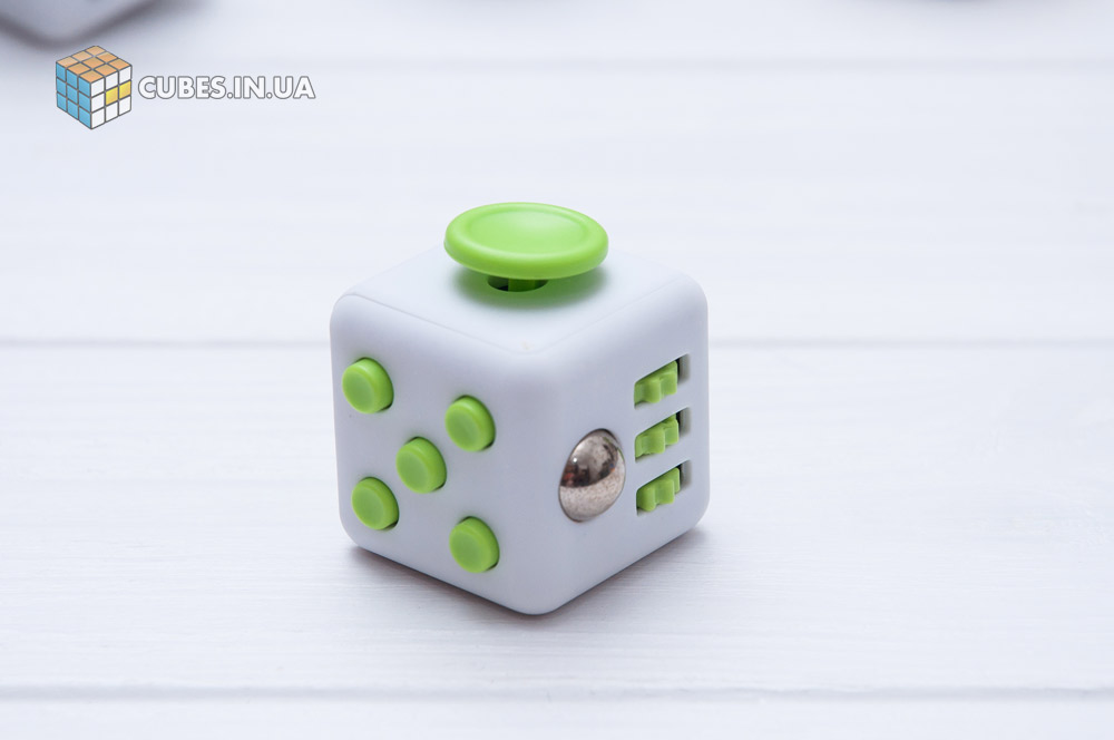 fidget-cube-white-green-1