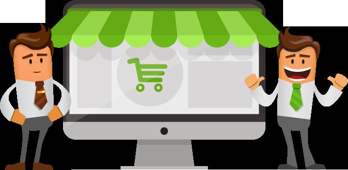 Как сделать интернет-магазин своими руками